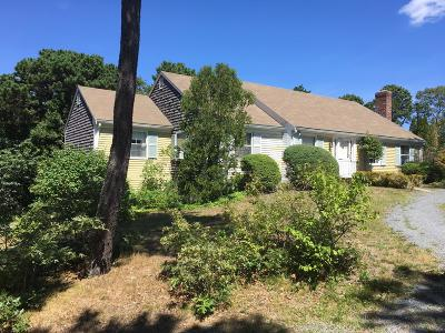 Chatham Single Family Home For Sale: 11 Wequasset Way