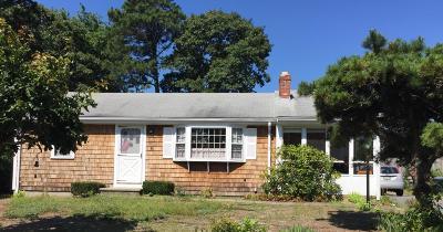 Dennis Single Family Home For Sale: 83 Kibby Lane