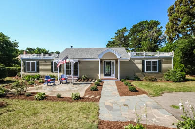 Barnstable Single Family Home For Sale: 157 Abbey Gate