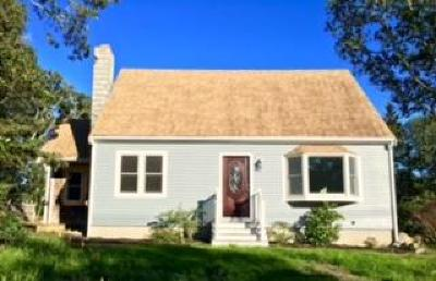 Chatham Single Family Home For Sale: 312 Meetinghouse Road