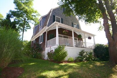 Falmouth Single Family Home For Sale: 25 Chester Street