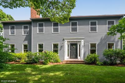 Eastham Single Family Home Contingent: 20 Cross Cart Way