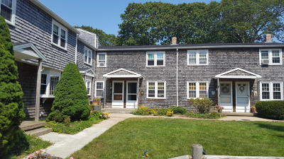 Dennis Condo/Townhouse For Sale: 67 Inman Road #C