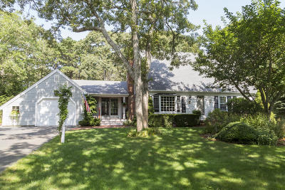 Harwich Single Family Home Contingent: 48 Noreast Drive