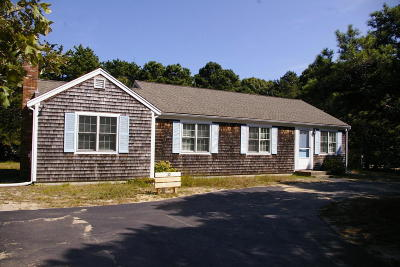 Eastham Single Family Home For Sale: 10 Fern Road