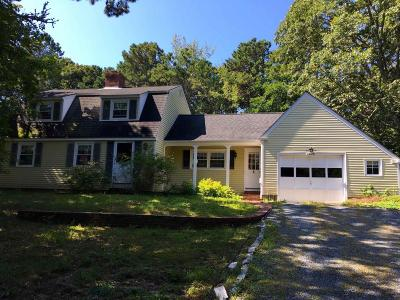 Eastham Single Family Home Contingent: 1025 Nauset Road