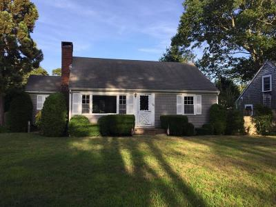 Falmouth Single Family Home For Sale: 120 Falmouth Heights Road