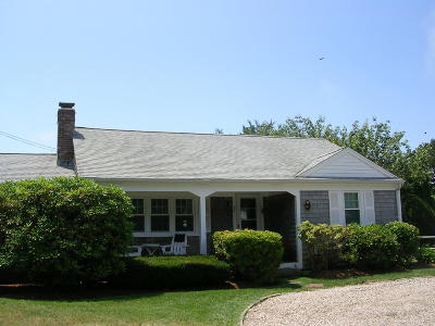 Dennis Single Family Home For Sale: 87 Shore Road