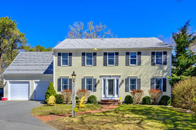 Brewster Single Family Home For Sale: 44 Zona Drive