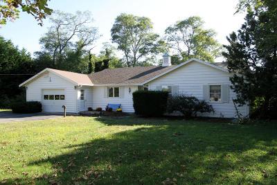 Eastham Single Family Home For Sale: 1890 Bridge Road