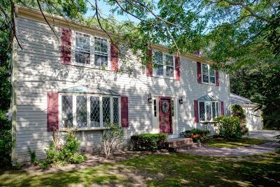 Barnstable Single Family Home For Sale: 222 Lake Shore Drive