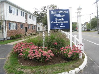 Dennis Condo/Townhouse For Sale: 12 South Street #u2-5