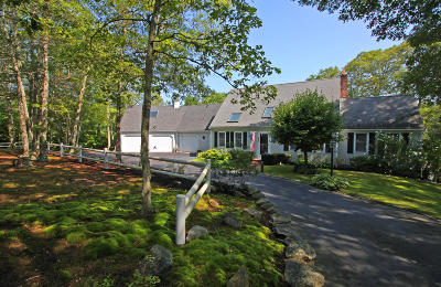 Barnstable Single Family Home For Sale: 380 Whistleberry Drive