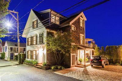 Provincetown Single Family Home For Sale: 73 Commercial Street