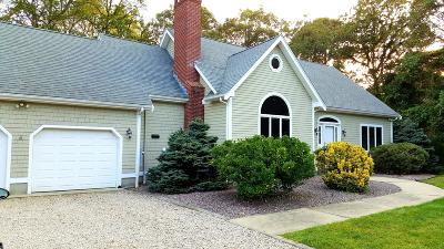 Falmouth Single Family Home For Sale: 95 Cliffwood Lane