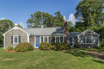 Chatham Single Family Home Contingent: 4 S Fairview Drive