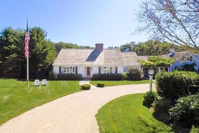 Barnstable Single Family Home For Sale: 91 Ice Valley Road