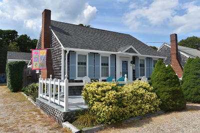 Dennis Single Family Home For Sale: 33 Union Wharf Road