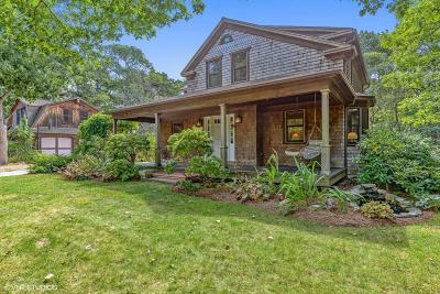 Eastham Single Family Home Contingent: 230 Epanow Road