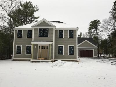 Falmouth Single Family Home For Sale: 5 Quimby Lane