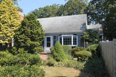 Falmouth MA Single Family Home For Sale: $419,900