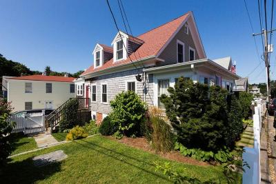 Provincetown Single Family Home For Sale: 36 Pleasant Street #1