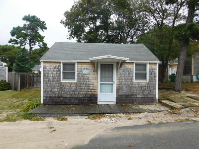 Dennis Single Family Home For Sale: 230 Old Wharf ( 256 Ribbon Reef ) Road #256