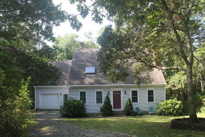 Eastham Single Family Home For Sale: 1885 Nauset Road