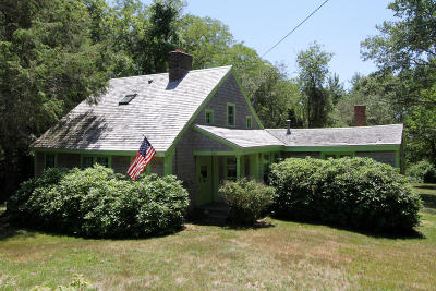 Harwich Single Family Home For Sale: 211 Pleasant Bay Road