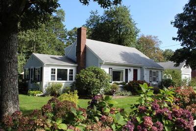Harwich Single Family Home For Sale: 31 Joe Lincoln Road