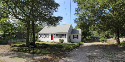 Harwich Single Family Home For Sale: 10 Stevens Way