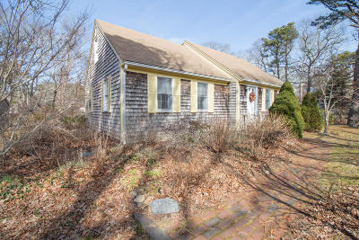 Eastham Single Family Home For Sale: 325 Squanto Road