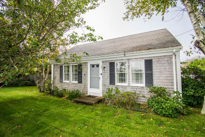 Chatham Single Family Home For Sale: 241 Old Harbor Road