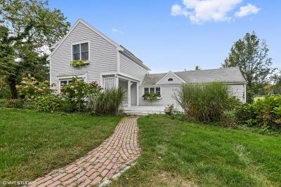 Barnstable Single Family Home For Sale: 33 Captain Murphys Way