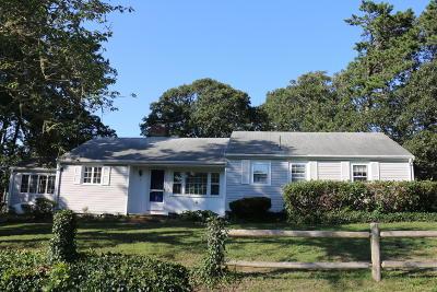 Harwich Single Family Home For Sale: 6 Riverside Terrace