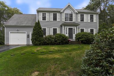 Bourne Single Family Home For Sale: 46 Spinnaker Lane