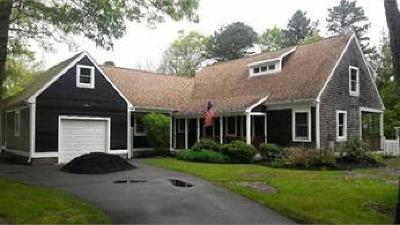 Falmouth Single Family Home For Sale: 1 Quimby Lane