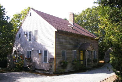 Eastham Single Family Home Contingent: 125 N North Sunken Meadow Road