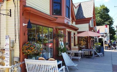 Wellfleet Condo/Townhouse For Sale: 313 Main Street #1