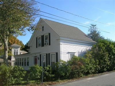 Chatham MA Single Family Home For Sale: $649,900