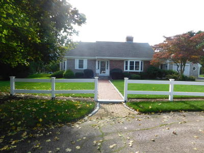 Dennis Single Family Home For Sale: 23 Meadow Lane