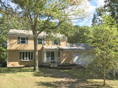 Dennis Single Family Home For Sale: 60 Captain Walsh Road