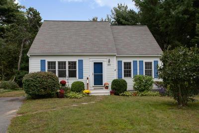 Falmouth Single Family Home For Sale: 33 Jeffrey Lane