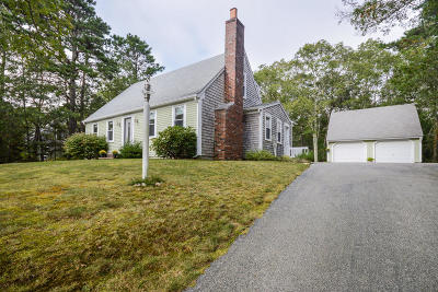 Sandwich Single Family Home Contingent: 11 Orchard Way