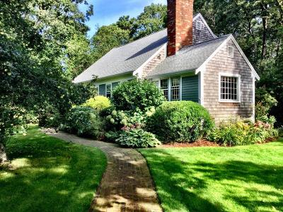 Brewster Single Family Home Contingent: 29 King Philip Road