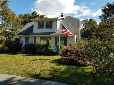 Falmouth Single Family Home Contingent: 20 Nye Road