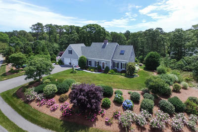 Harwich Single Family Home Contingent: 5 Bassett Woods Road