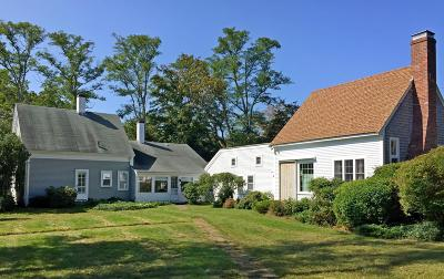 Dennis Single Family Home For Sale: 112 Whig Street