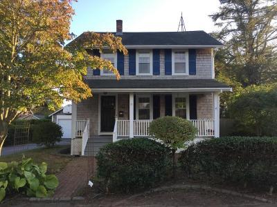 Falmouth Single Family Home For Sale: 27 Fairview Avenue