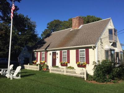 Dennis Single Family Home For Sale: 42 Hall Street